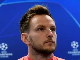 Rakitic is waiting for the winter market. AFP