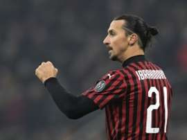 Fiorentina enter the race to sign Ibrahimovic. AFP