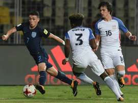 Parker says players like Foden are mils ahead of where he was at their age. AFP