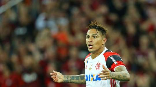 Guerrero won't go to the World Cup with Peru. AFP