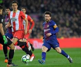 Depois da parada FIFA a bola rola em terras espanhola. AFP