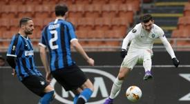 El Ludogorets no podrá jugar. AFP