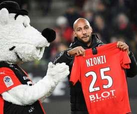 N'Zonzi proseguirà la sua carriera nella Roma. AFP
