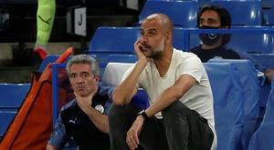 Le Barça négocie avec un protégé de Guardiola. AFP