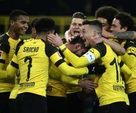 Dortmund est très solide. AFP