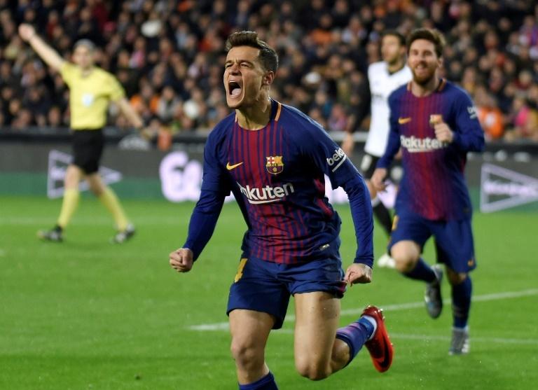 Yerry Mina es convocado para la final de la Copa del Rey