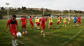 Una historia de 'Hapoeles', 'Maccabis' y 'Beitares'. AFP