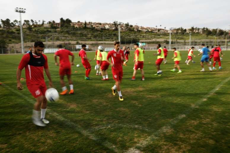 Football club shoots for tolerance in fractious Jerusalem