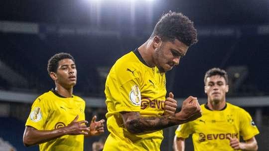 Dortmund, sous la menace d'une fuite de ses stars. AFP