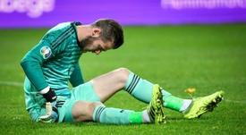 Man Utd lose Pogba, De Gea for Liverpool clash. AFP