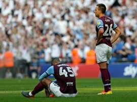 Villa missed out last season. AFP