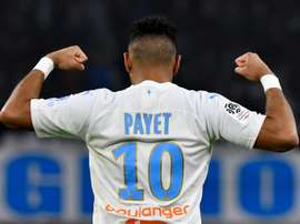 Dimitir Payet gave a lacklustre Marseille the three points. AFP