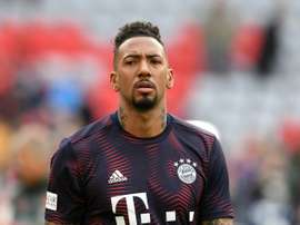 Jerome Boateng has been told to find a new club after becoming unhappy at Bayern Munich. AFP