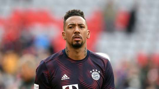Boateng is close to leaving Bayern for Juventus. AFP