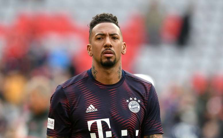Jerome Boateng is likely to have offers from Premier League clubs. AFP