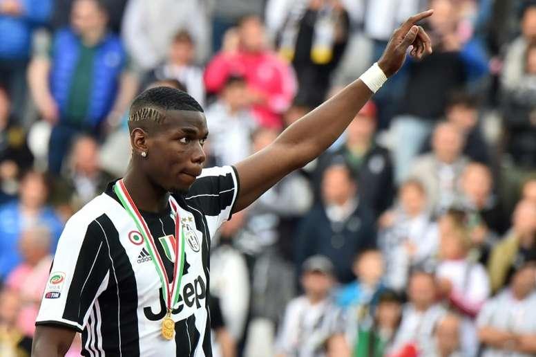 Les cinq solutions de repli de la Juventus pour l'entrejeu. AFP