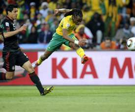South Africa's football team has declined significantly since 2010. AFP