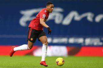 Martial is not for sale. AFP