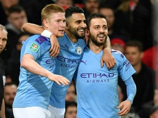 City won 3-1. AFP