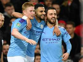 Bernardo says De Bruyne should have won it. AFP