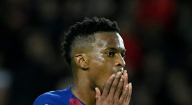 Mendes retracts: Semedo will stay. AFP