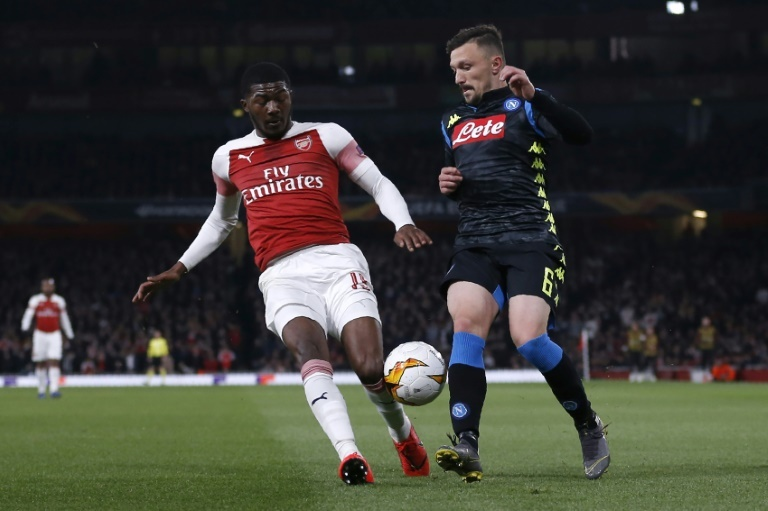 Euro run helping Arsenal's top four bid says Maitland-Niles