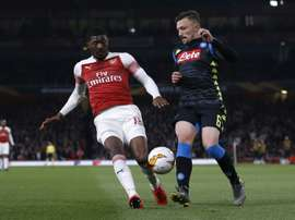 Euro run helping Arsenal's top four bid, says Maitland-Niles.