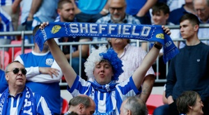 The Sheffield derby coverage was marred by technical issues. AFP