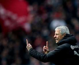 Favre says people are exaggerating poor spell against Mainz last weekend. AFP