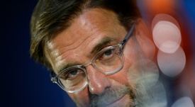 Klopp's side know that the job is not yet done.