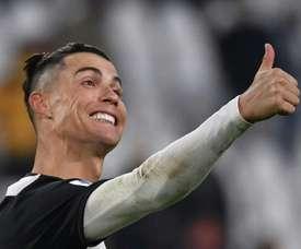 Cristiano Ronaldo aurait pu aller à Milan. AFP