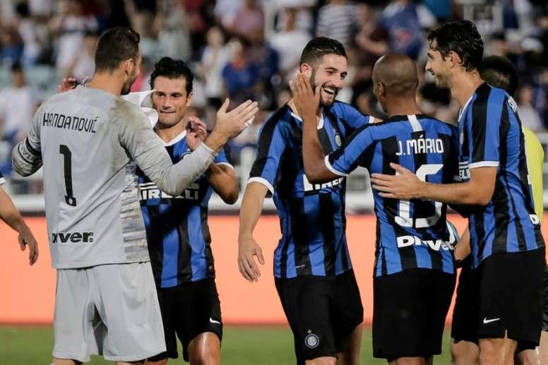 El Inter puso las ganas y el PSG, el gol. Inter