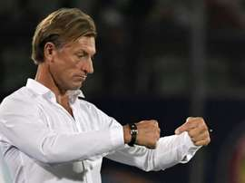 Renard thinks Algeria are the team to beat at the African Cup of Nations. AFP