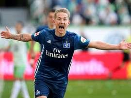 Holtby pourrait arriver gratuitement à Cardiff City. AFP