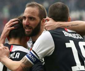 Higuain en passe de quitter la Juventus