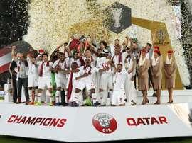 A Champions da Ásia teve jogos suspensos devido ao coronavírus. AFP