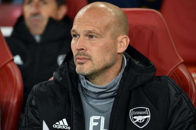 El entrenador pedirá consejo al que fue su mentor. AFP