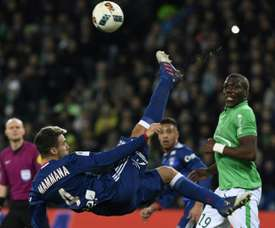 Florentin Pogba quitte la France. AFP