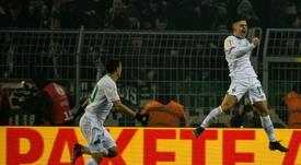 El Liverpool quiere a Rashica. AFP