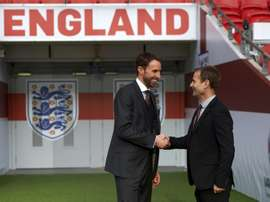 Dan Ashworth will leave the role in March, and the FA are keen to find a swift replacement. AFP