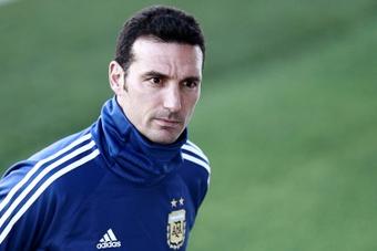 C'est très difficile de ne pas compter sur Messi. afp