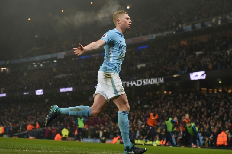 Man City : De Bruyne prolonge (officiel)