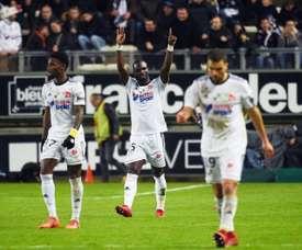 Les compos probables Lille - Amiens. AFP