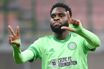 Les prétentions salariales élevées d'Odsonne Edouard bloquent sa venue en Premier League. AFP