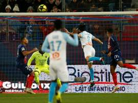 Sansons' goal gave Marseille a much needed victory. GOAL