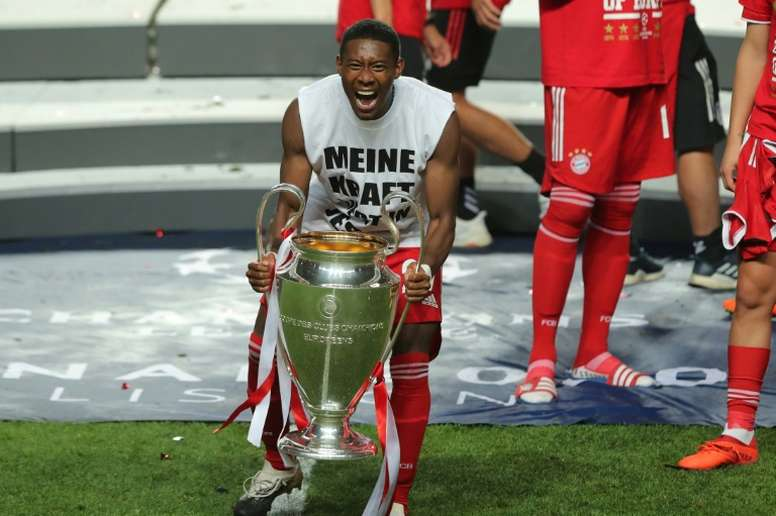 Bayern Munich Fight To Keep Hold Of Champions League Winning Squad Besoccer