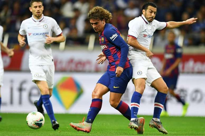 Former Real Sociedad teammate has vouched for Griezmann. AFP