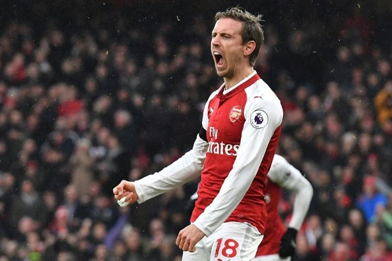 Alexis Sánchez se despidió del Arsenal