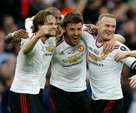 Rooney pourrait ramener son ancien coéquipier Young à DC United. AFP