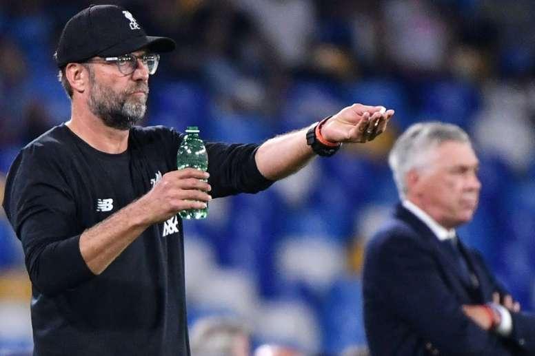 Liverpool écrit à la Premier League suite à la polémique du VAR. afp